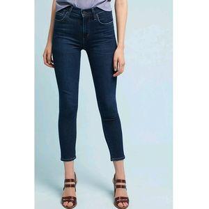 Citizens Rocket Crop High Rise Skinny Jean Size 31